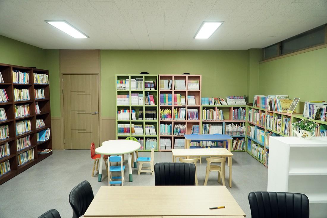 본관지하1층-도서관1
