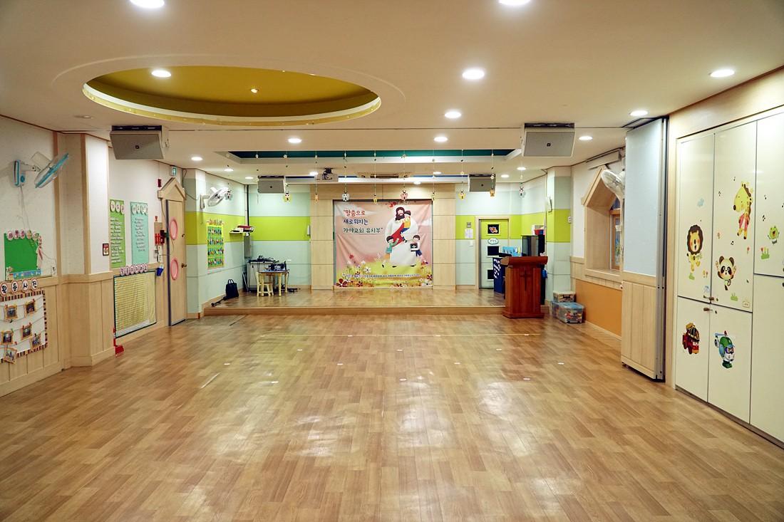 본관1층-꿈터(유치부실)