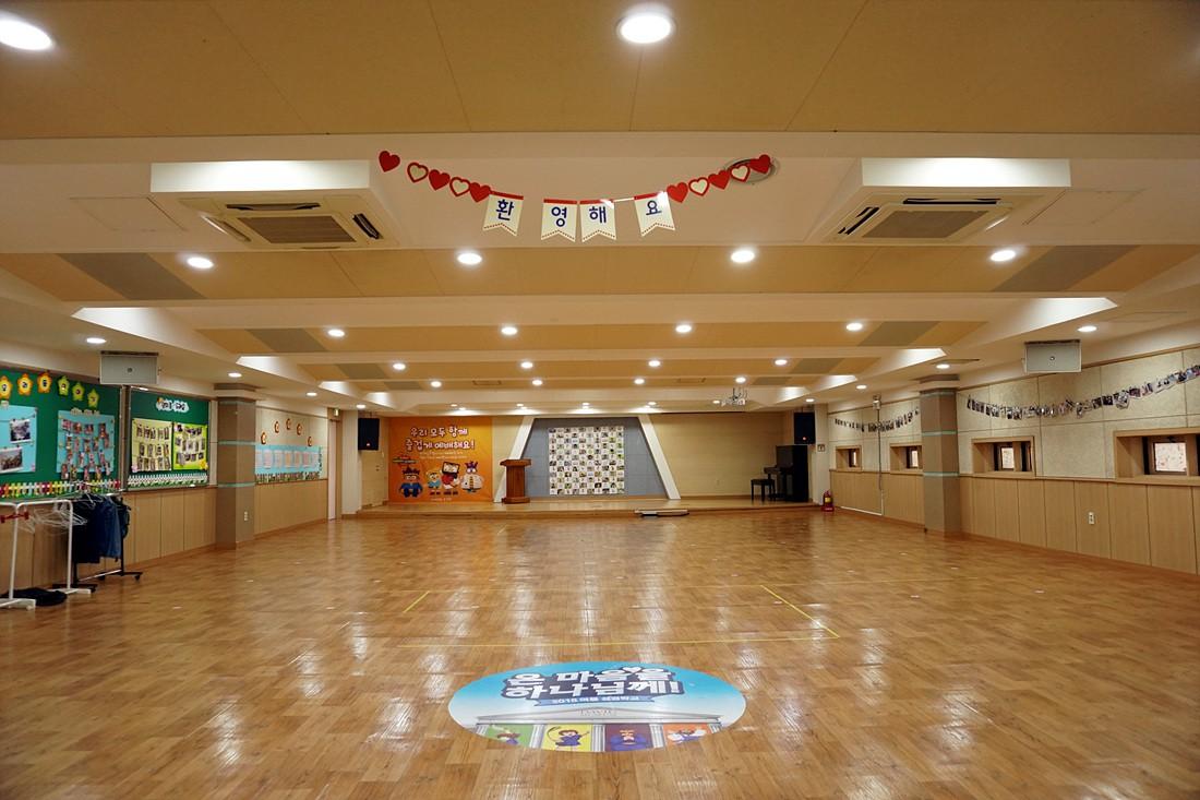 교육관3층-소망솔(유년부실)